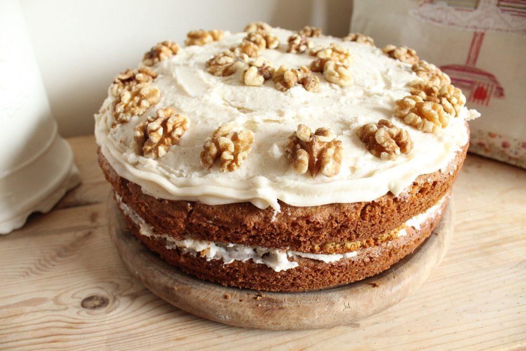 El Bullidor Carrot cake